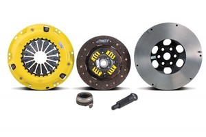 ACT Organic Street MazdaSpeed 6 Clutch Kit for 2.3 Turbo, Includes light ACT Chromoly Flywheel!