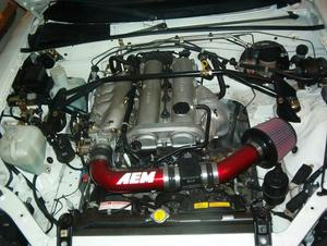 Miata Intake by AEM for 99-05 Miata RED