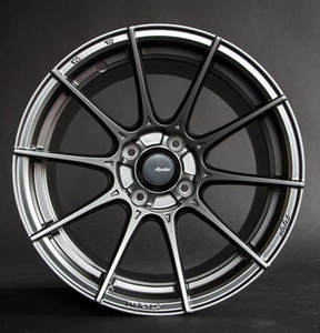Advanti Racing Storm S1 15x7 Grey
