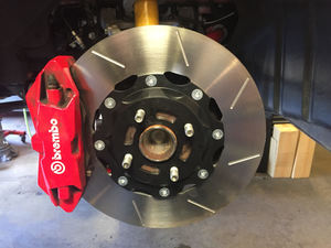 Goodwin Racing BIG BRAKE Conversion for BREMBO