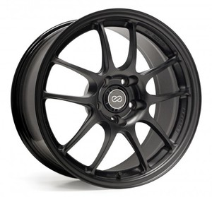 "Enkei PF01 Black Wheel 18x9.5"" (5x114.3/45mm)"