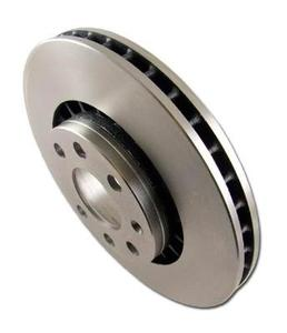 EBC Brake Rotors - Premium Replacement Rotors - REAR