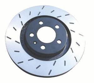 EBC Ultimax Brake Rotors - USR Slotted FRONT PAIR