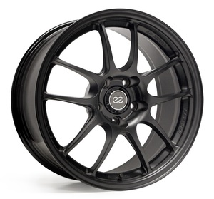 Enkei Racing PF01 17x7 Black 38mm