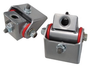 Steel and Polyurethane Motor Mounts 70 Durometer
