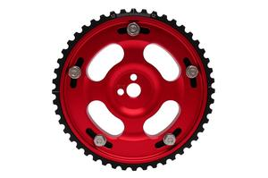 Fidanza Adjustable Miata Cam Gears - Red