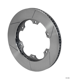 "Replacement 11"" RACE Front Rotor Ring - Slotted"