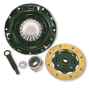 ACT Stage 1 HEAVY DUTY Organic Clutch Kit ZM2-HDSS
