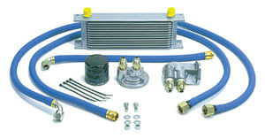 Oil Cooler Kit with Remote Mounted Oil Filter
