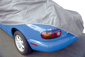 Mosom Plus Car Cover - With or Without Spoiler
