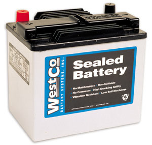 Westco 12V31M Miata Battery
