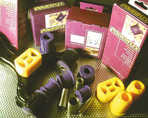 Powerflex Complete Polyurethane Suspension Bushing Kit