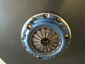 MX5 Speedsport SL-1 Carbon/Carbon Single Clutch and Flywheel package: 2.0 5SPEED