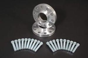 MX5 10mm Wheel Spacers with Extended Studs, One Pair