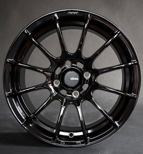 Konig Dial In 15x8 Gloss Black