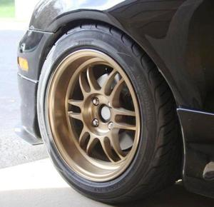 "Konig ""WIDEOPEN"" 25mm, 4x100, BRONZE!"