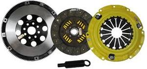 COMBO ACT Heavy Duty STAGE 1 COMPLETE CLUTCH KIT AND ACT PRO-LITE STEEL FLYWHEEL