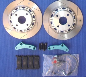 Goodwin Racing Miata Big Brake Kit, REAR ONLY Version 4.