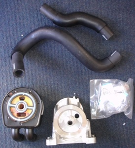 "OEM Heat Exchanger for Oil Temp Control for ""NC1"" MX5 Miata"