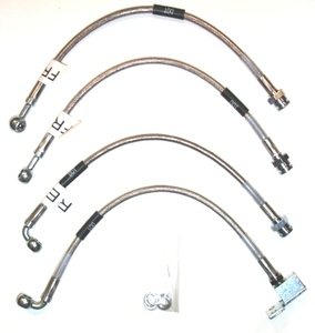 Miata Brake Lines by Russell