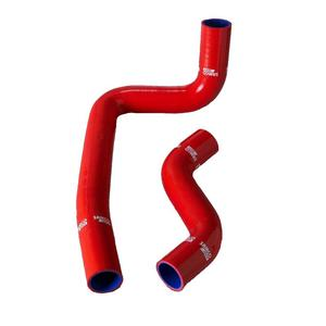 Performance Silicone Hose Kit by Samco- RED