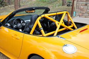 Blackbird Fabworx Nc Gt3 Roll Bar For Mx5