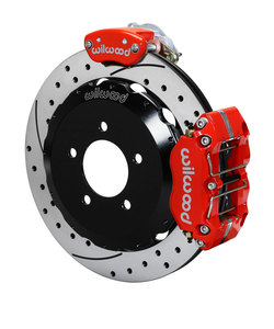 Wilwood Rear Big Brake Kit with Parking Brake