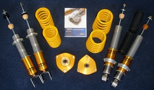 Ohlins DFV RX8 Coilovers OUR BEST RX8 COILOVERS- New Road and Track Version