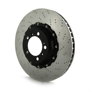 Performance Friction 2-piece Floating Front Rotors for OE Calipers