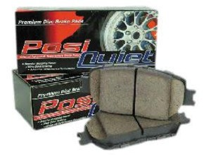 PosiQuiet Semi Metallic Front MX5 Brake Pads