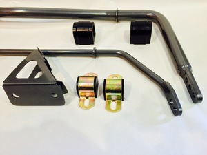 Progress Technologies FRONT and REAR AntiSway Bar Combo