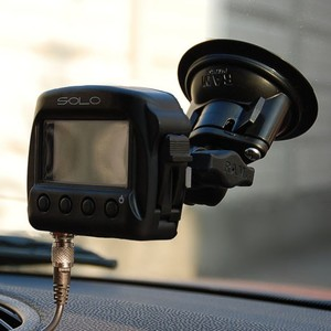 RAM Suction Cup Mount for AIM Solo Lap Timer