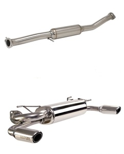 Power Pulse Dual Exhaust System- COMBO