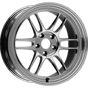 Enkei RPF1 18x9.5, 45mm offset, SBC Finish