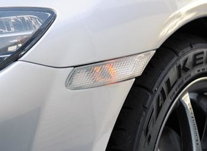 RX-8 Clear Side Marker Lights -04-08