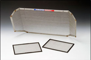 RX8 AC and Oil Cooler Screen Package--