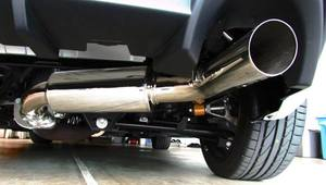 RoadsterSport RACE MX5 Miata Muffler, Just 8 pounds!
