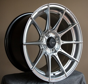 Advanti Racing Storm S1 15x8 New Color HYPER SILVER, Just 11 Pounds!