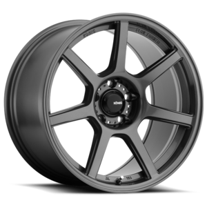 Konig Ultraform 17x8, 5x114, +35mm - Gloss Graphite