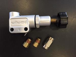 Wilwood Brake Bias Proportioning Valve