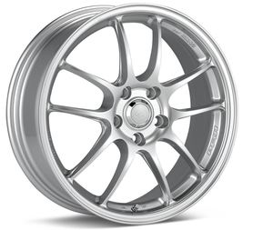 Enkei Racing PF01 17x7 Silver 45mm