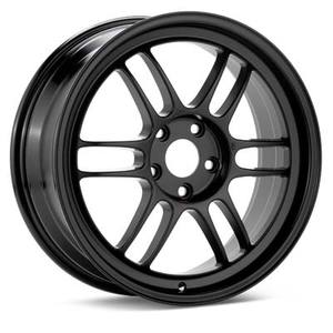Enkei Racing RPF1 17x7 Black 43mm