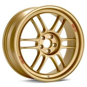 Enkei RPF1 45mm offset 5x114, GOLD
