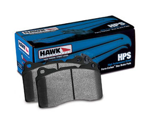 Mazda6 Hawk Performance Street Compound HPS Brake Pads FRONT