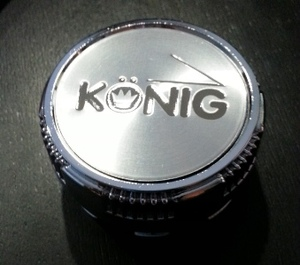 Konig Rewind Center Cap