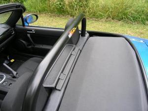 Hard Dog M3 Prht Black Powdercoat Hard Bar For Mx5 Prht