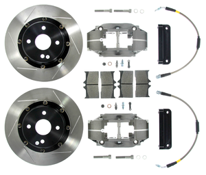 StopTech BIG BRAKE KIT with Floating Rotors