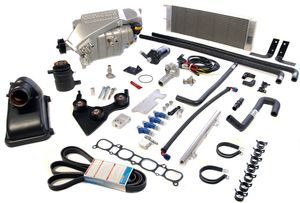 Good-Win Racing MX5 Miata Intercooled MP62 SUPERCHARGER Kit Complete with MOTO-EAST Tune
