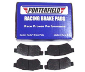 Porterfield R4S High Performance Street Brake Pads- FRONT