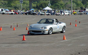 "Miata COMPLETE Autocross ""Stock"" Class Performance Package."
